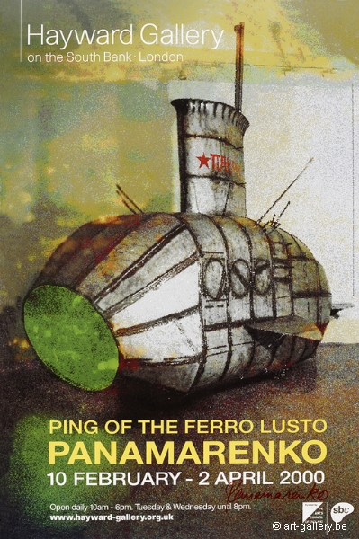 Panamarenko - Ping of the Ferro Lusto