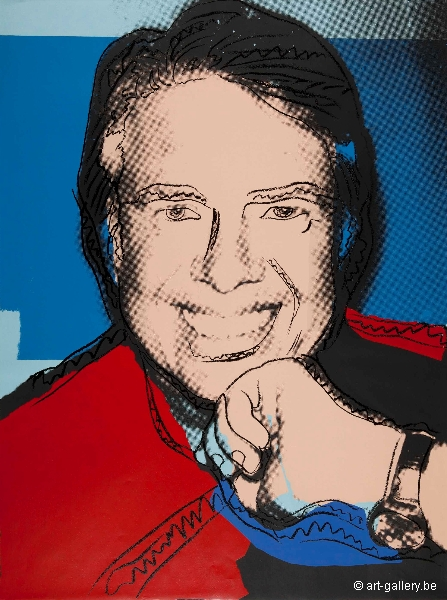 WARHOL Andy - Jimmy Carter II