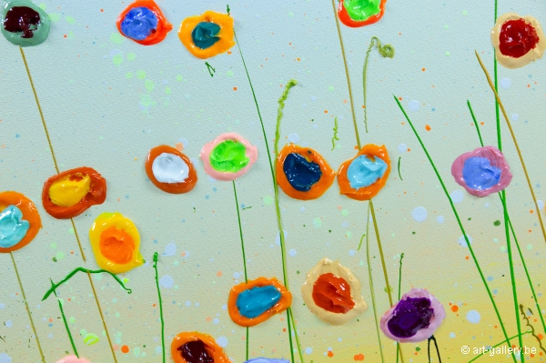 MURAVYEVA Yulia - Small flowerfield