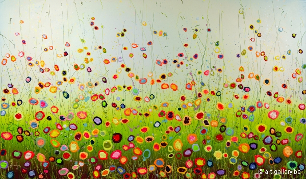 MURAVYEVA Yulia - Big flowerfield