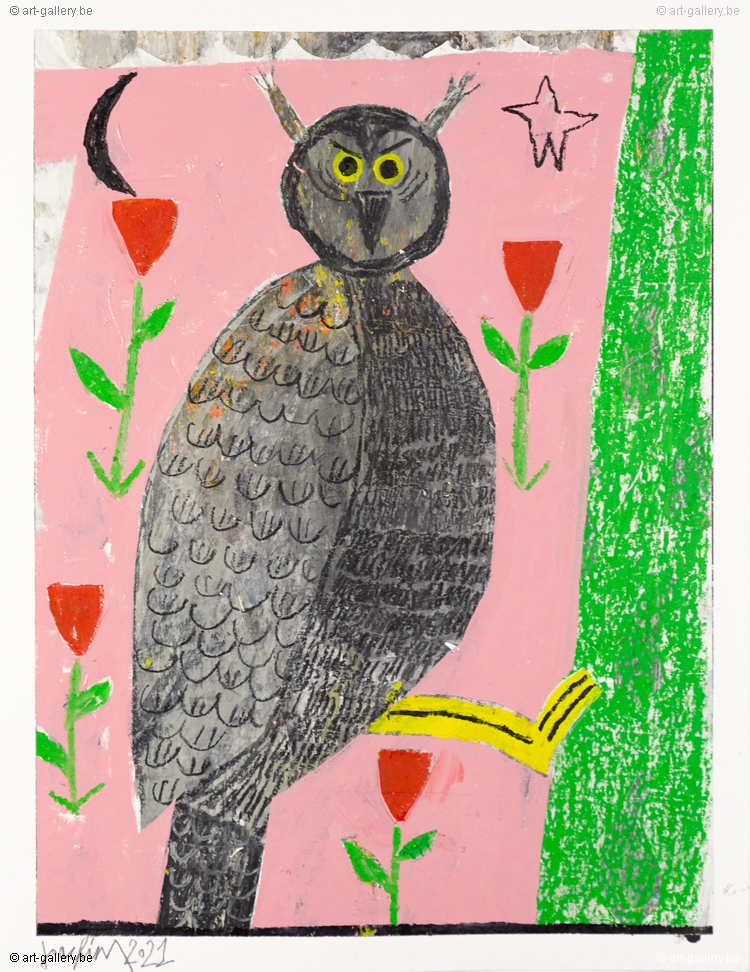 Joachim Lambrechts | Owl te koop